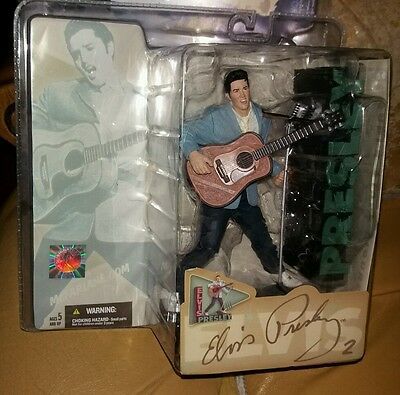 """Mint*sealed*elvis*presley*the*king*50Th*anniversary*6""""*action Figure*rock N Roll"""