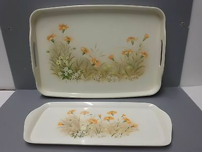 Marks and Spencer Field of Flowers Serving Tray and Sandwich Tray