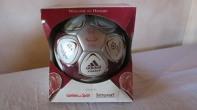 Pallone Finale Champion's League ROMA 2009 Adidas Official Match ball Replica