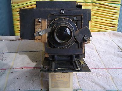 Antique Camera, Bellows, CERTO, For parts, repairs, only, Made in USA