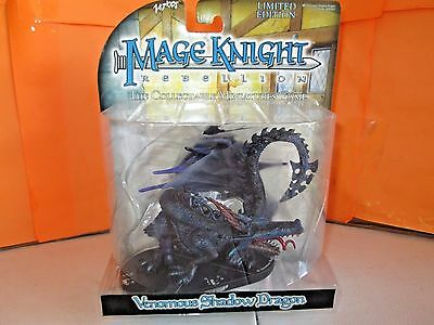 Wizkids Mage Knight Rebellion Venomous Shadow Dragon New in Package