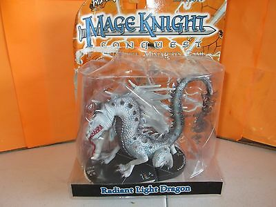 Wizkids Mage Knight Conquest Radiant Light Dragon Figure in Package