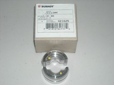 Burndy U29RT Die for 250kcmil Copper Cable **NIB**