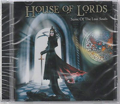 House of lords Saint of the lost souls CD 2017