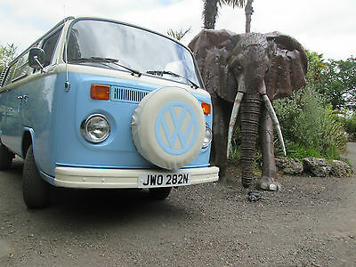 VW Westfalia Campervan  rust free Californian import , tin top,T2,Bus,1974 *WOW*
