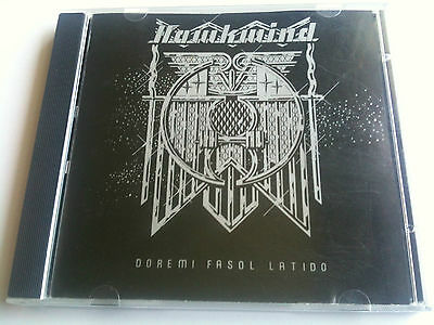 (Fi) Hawkwind, Doremi Fasol Latido. USA CD *Orig 1st issue* Oneway Records 1991