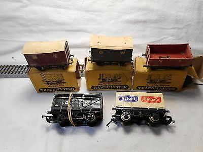 Trackmaster - OO/HO Scale Lot of 9 Freight Cars