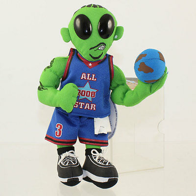 Meanies Wild World of Sports - Alien Iverson All-Star 76ers #2187/5100