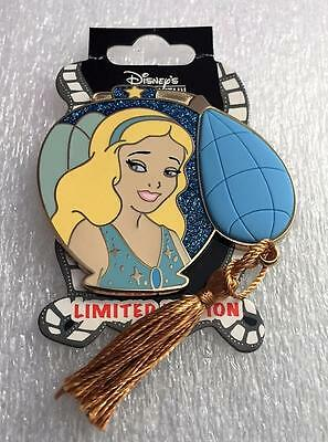 Disney DSF The Blue Fairy from Pinocchio Perfume Bottle LE 400 pin