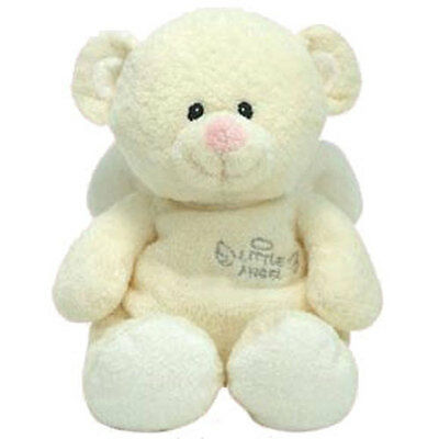 Baby TY - MY LITTLE ANGEL the Bear - MWMTs Stuffed Animal Baby Toy