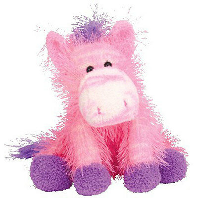 TY Punkies - SWOOSH the Horse (9 inch) - MWMTs Stuffed Animal Toy