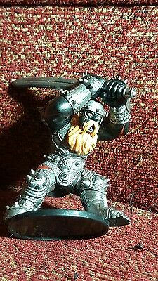 Dungeons and dragons miniatures Frost Giant Raider