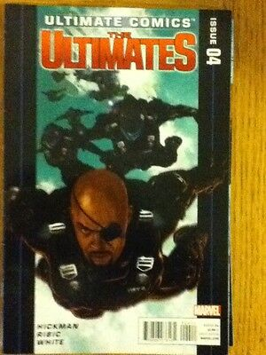 Ultimates issue 4 (VF) from January 2012 - postage discounts apply
