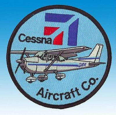 Patch écusson Cessna Aircraft Co