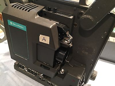 16mm High Intensity Arc Projector -- Bell & Howell, Model 1568