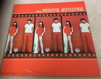 The White Stripes  White Stripes LP Original US Sympathy For The Record Industry