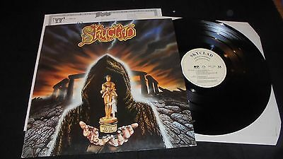 SKYCLAD a burnt offering for the bone idol NMINT Lp vinyl 1st press NOISE 1992