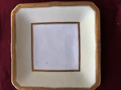 Royal Worcester Diana Square Plate