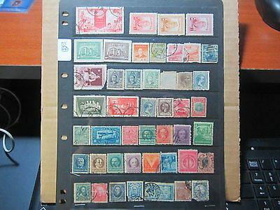 Stamps World Used & Unused Bulk Mixed Lot st64