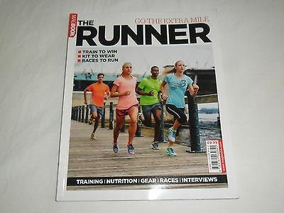 The Runner - Go The Extra Mile - Mag/book - Training - Nutrition - Races - Kit
