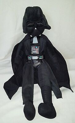 "Darth Vader Star Wars oversize plush 26"" Jay Franco huge stuffed toy"