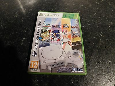 Dreamcast Collection XBOX 360 game 7.99p  free post