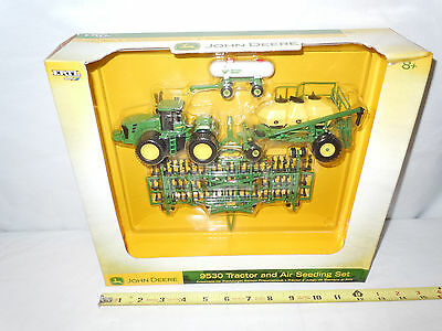 John Deere 9530 4WD Air Seeding Set  By Ertl  1/64th Scale