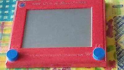Peter pans playthings etch a sketch