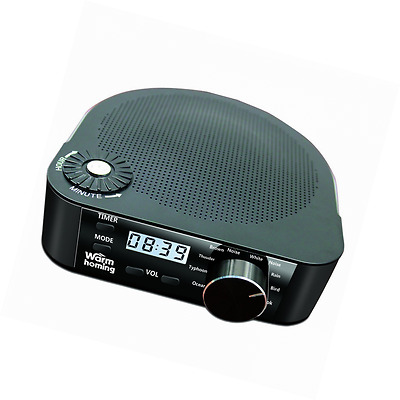 White Noise Machine, Sleep Sound Therapy System, White Noise and Natural for Sou