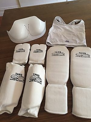 Karate Protection Gear - Size XS