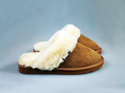 Real Aus Ugg Boots - Ladies Slippers - U/00L
