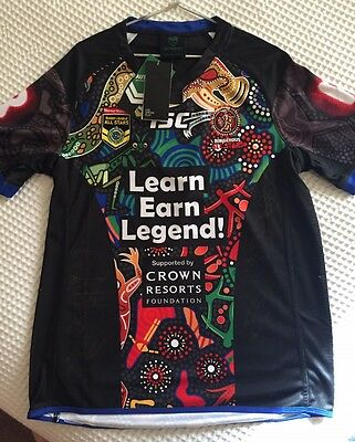 2017 Indigenous All Stars Team - Fully Signed Jersey (NRL)