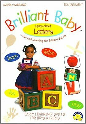 Brilliant Baby - Brilliant Baby - Letters [DVD] - DVD  CEVG The Cheap Fast Free