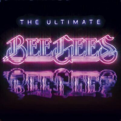 Bee Gees - The Ultimate Bee Gees - Bee Gees CD QUVG The Cheap Fast Free Post The