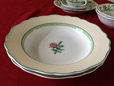 Wedgwood English Cottage Collection   Vegetable Or Pasta Bowl