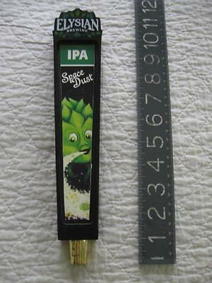 Rare HTF-ELYSIAN BREWING CO-Beer Tap Handle-SPACE DUST IPA-42