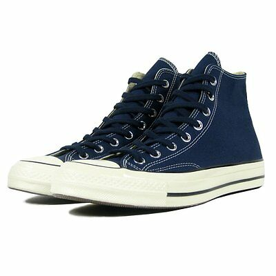 Converse Chuck Taylor All Star 1970s High Midnight Navy First String 157438C