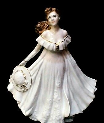"""Royal Worcester Figurine  """"Friendship""""   22cm or 8.5 inches  Excellent Condition"""