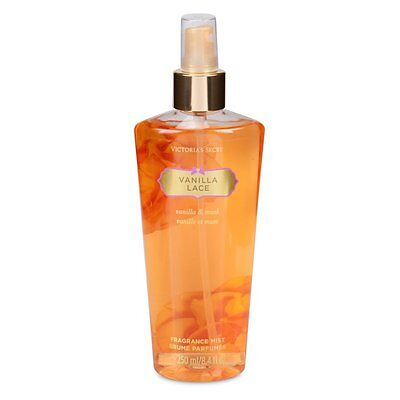 Vanilla Lace Body Mist by Victoria's Secret, 250ml Spray