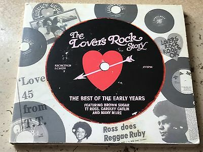The Lovers Rock Story - The Best Of The Early Years Dennis Bovell TT Ross  CD