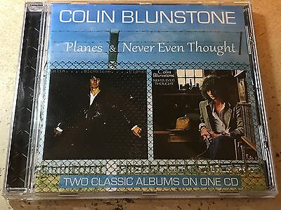 Colin Blunstone ‎– Planes & Never Even Thought CD