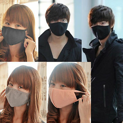 Unisex Fashion Mouth Face Mask Respirator Health Anti-Dust Cotton Cycling New