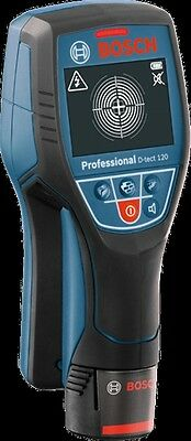 Bosch D-TECT 120 Pro scanner/meter, ex-display, retail packaging not included
