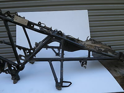 Rear Frame Bmw R1200Gsa  Year 2006-2007 In Excellent Cond. Used Part 46517706359