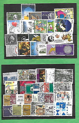 Briefmarken IRLAND EIRE  LOT