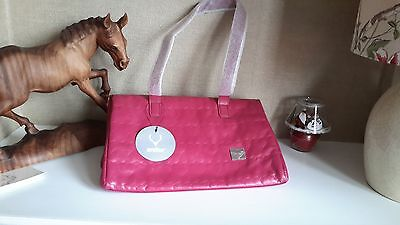 Antler pink laptop case new with tags