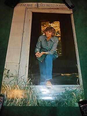 Anne Murray - Highly Prized Possession - Original Single-Sided  Promo Poster