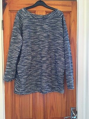 New Look Maternity Jumper Lightweight Size 14