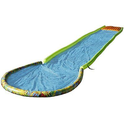 slackers Slide and Surf Screamin 20 Water Slide Toy