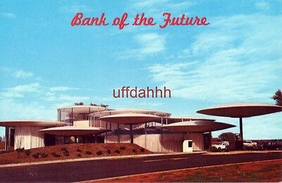 """""""Bank of the Future"""" STATE CAPITOL BANK, OKLAHOMA CITY, OK photo by Steve Dodson"""